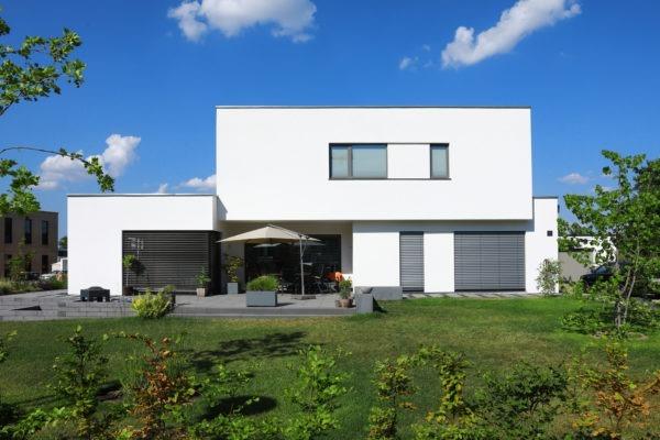 03_Einfamilienhaus im Bauhausstil