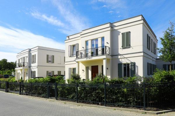 05_Einfamilienhäuser - klassizistischer Stil