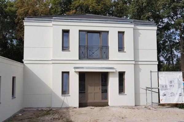 25_Einfamilienhaus - klassizistischer Charakter