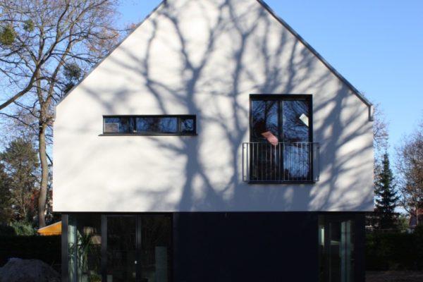 27_Einfamilienhaus - modern mit Satteldach