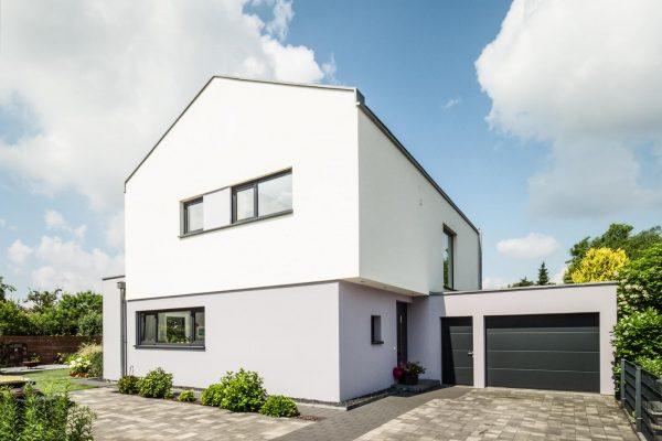 Baukonzept Potsdam Bildergalerie Modernes Einfamilienhaus mit Satteldach