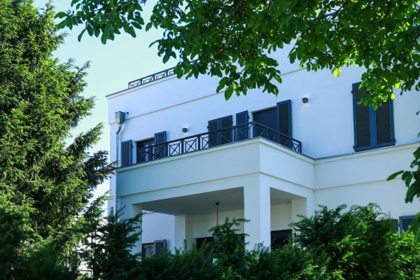 Baukonzept Potsdam Bildergalerie Stadtvilla mit Balkon