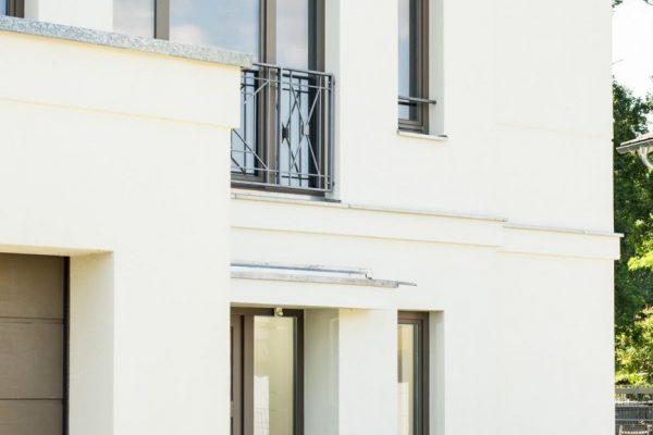 Baukonzept Potsdam Bildergalerie Stadtvilla mit Garage