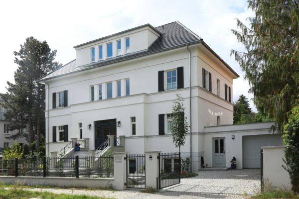 Großzügiges klassisches Einfamilienhaus