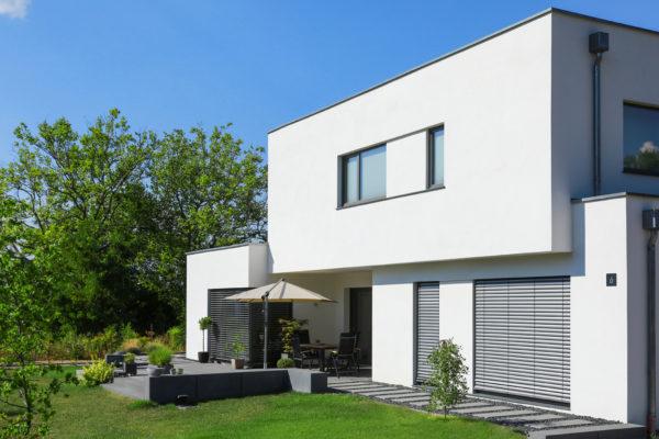 Das moderne Einfamilienhaus in Massivbauweise